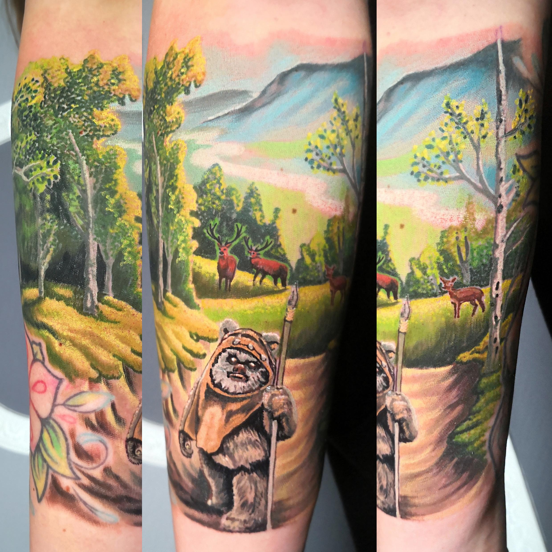 Wicket Wald